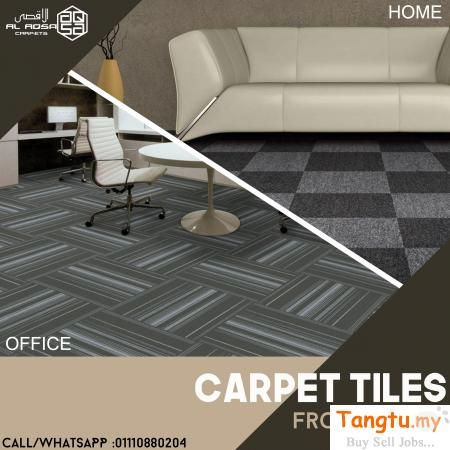Classic Collection Carpet Tiles From Alaqsa Carpets Kluang