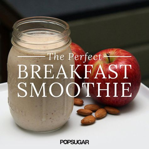 Start the Day Right With Harley Pasternak's Breakfast Smoothie | POPSUGAR Fitness UK