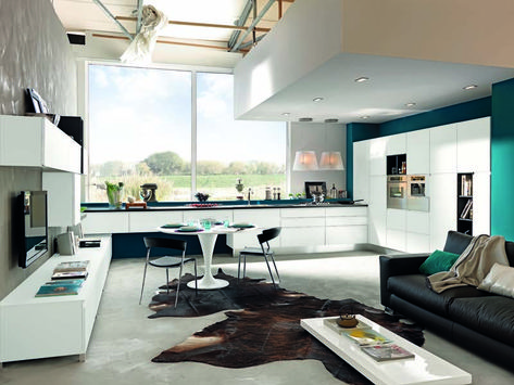 11 best LINDA / Cucine Lube Moderne images on Pinterest | Modern ...