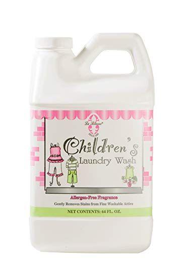 Le Blanc Children S Laundry Wash 64 Fl Oz One Pack Review