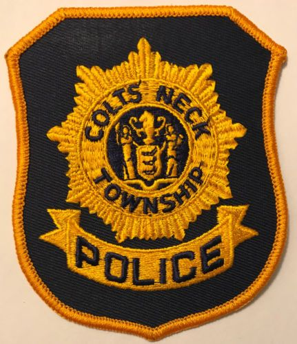 Details about OLD VTG HOPEWELL TOWNSHIP POLICE PATCH NJ NEW
