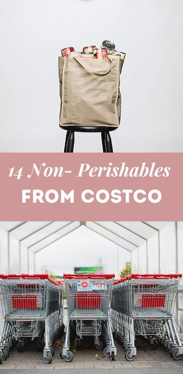 14 Non Perishables From Costco For Tons Of Delicious Meals And