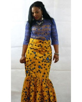 African Attire women gowns AAWG005