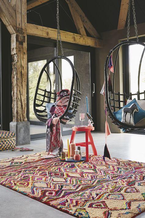 Der Designteppich Ibiza Costa Bunt 67600 von Brink&Campman überzeugt mit kräftigen und knalligen Farben. Mit diesem Teppich erhalten sie einen besonderen Eye-Catcher - - gratis Versand, jetzt bei onloom bestellen mit 30 Tagen Rückgaberecht
