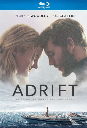 Adrift [Includes Digital Copy] [Blu-ray/DVD] [2018]