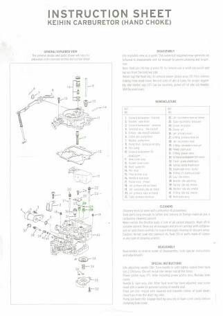 Pin By Chris On Volkswagen U And Me Carburetor Carburetor Adjustment Nissan