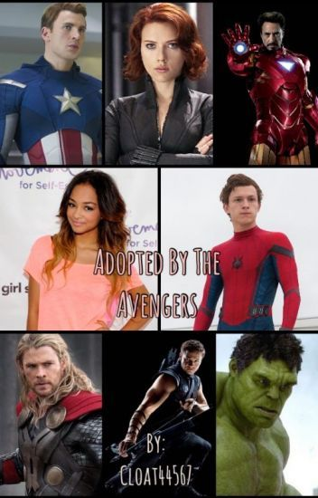 Adopted By The Avengers (Rewritten) | Avengers family in