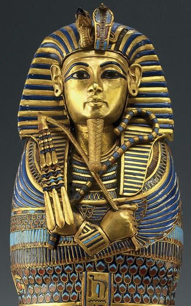 what is an ancient egyptian coffin called