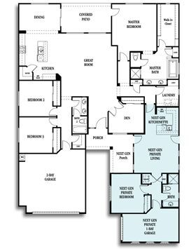 Home Trends Changing For Multigenerational Households Home Tips For Women Basement House Plans Multigenerational House Plans House Plans