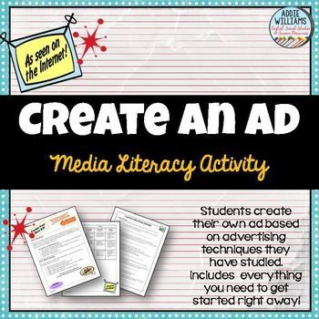Create Your Own Advertisement