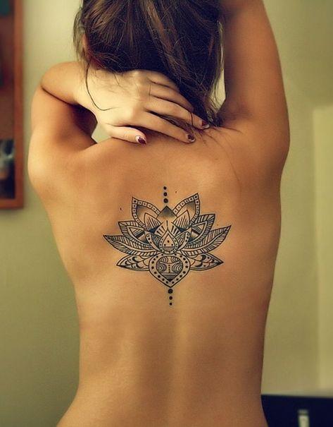 Lindo tatuaje de flor de loto! - Folkvox - Presume lo que a ti te gusta -