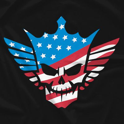 Cody Rhodes T Shirt American Nightmare Family Aew Pwt American Flag Skull Wwe Fashion Clothing Shoes Accessories Men Mens In 2020 Cody Rhodes Skull Pictures Cody