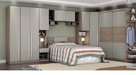 Die besten 25+ Dormitório modulado casal Ideen auf Pinterest - ideen schlafzimmer