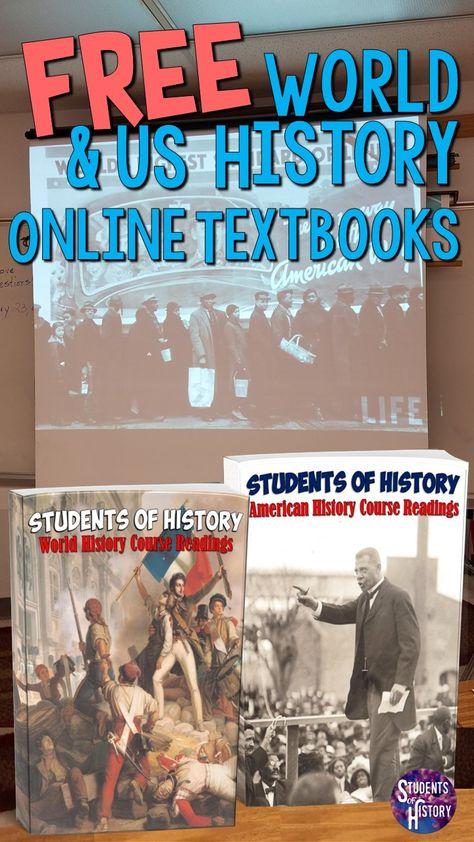Free Digital Textbooks for Social Studies