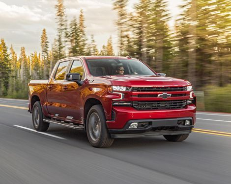 Best Lease Deals For March 2020 Chevrolet Pickup Chevrolet