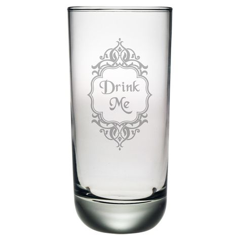 Drink Me Highball Glass (Set of 4)