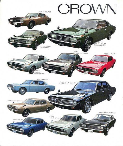 Toyota Classic Cars Names Toyotaclassiccars Classic Cars