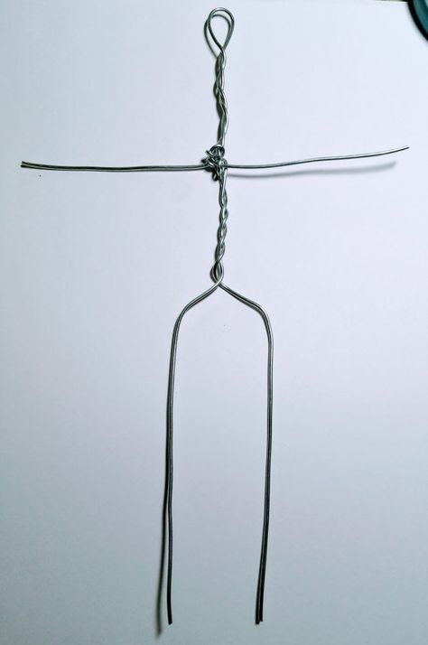 2 10 Doll Wire Armature Ooak Ready For Your Creation Ooak
