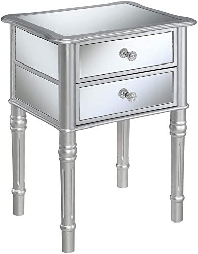 Great For Convenience Concepts Gold, Mirrored Furniture Gold Coast