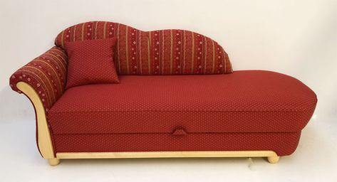 Sofa Ottomane Lena Mit Auszugsfunktion Ts 2387 Ts 2382
