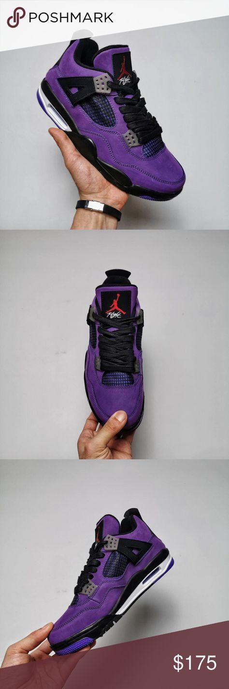 Exclusive Travis Scott X Air Jordan 4 Exclusive Travis Scott X Jordan Brand Air Jordan 4  Size :us7~13.5 On sale Jordan Shoes Athletic Shoes