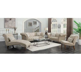 Best Comfortable Tab 4 Piece Living Room Set Canora Grey