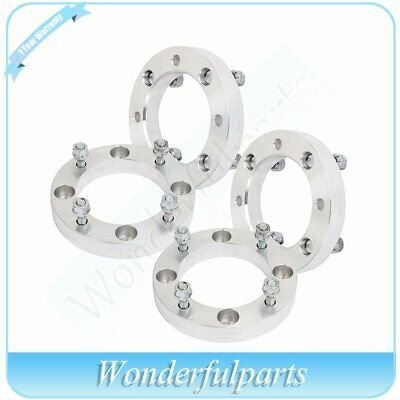High Lifter Wheel Spacers 1 4//137 10mmx1.25 One Pair