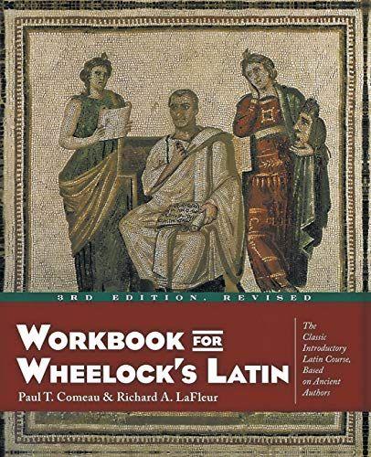Workbook For Wheelock S Latin In 2021 Latin Workbook Political Books