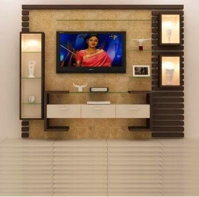 Modern House Front Designs 50 Exterior Wall Decoration Ideas 2019 Modern Tv Wall Units Modern Tv Wall Wall Tv Unit Design