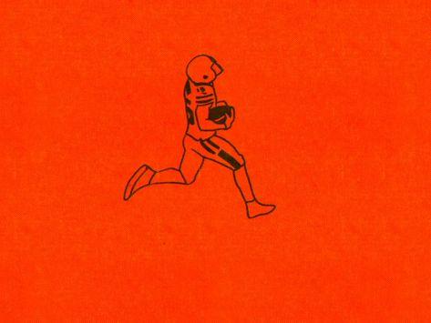 Cleveland Browns TD