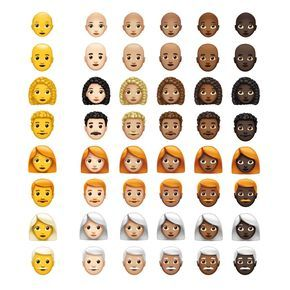 Ios 12 1 Emoji Changelog In 2020 Emoji New Emojis Apple New