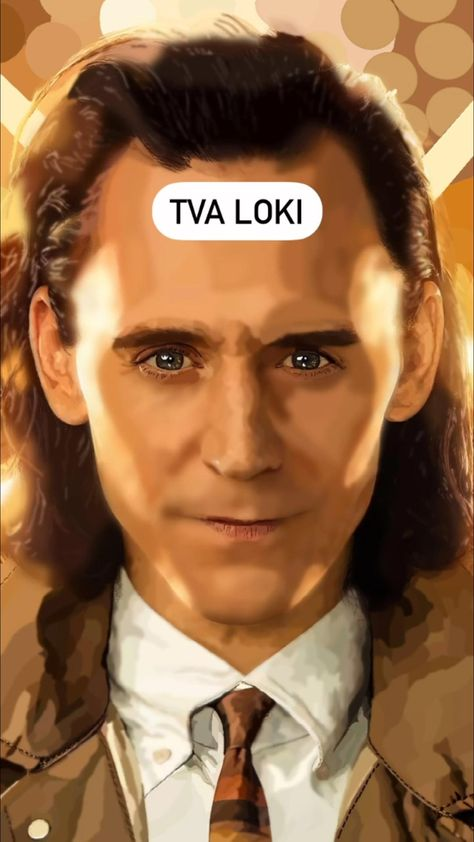 Digital Art of TVA Loki is completed🐍‼️ After 3 days of work it's so good to see the final result!