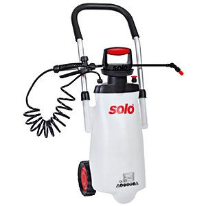 Solo 453 Comfort Garden Trolley Sprayer 11l Clay Pot Projects Lawn Garden Soloing