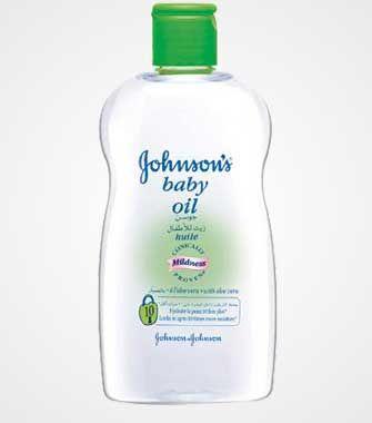 زيت جونسون للاطفال الحل المثالي لترطيب البشرة Baby Oil Johnson Baby Oil Oils