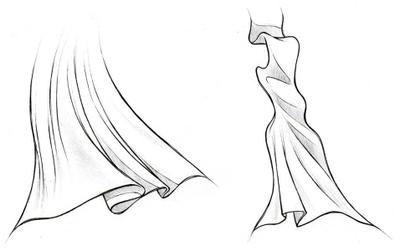 Como Aprender A Dibujar Tela Como Aprender A Dibujar Aprender A Dibujar Como Dibujar Vestidos