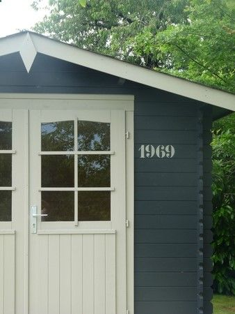 Shed Plans - Chalet de jardin relook - Now You Can Build ANY Shed In ...