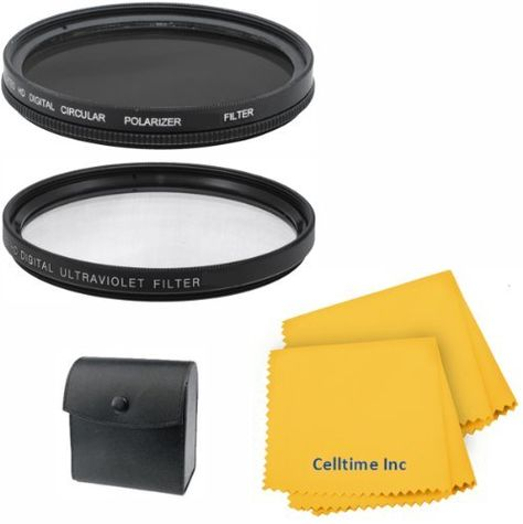UV Ultraviolet Clear Haze Glass Protection Protector Cover Filter for Canon EF 70-210mm f//3.5-4.5 USM Lens