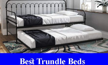 Best Trundle Beds Reviews Updated 2020 Bed Reviews Cool Bunk
