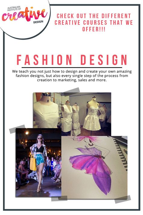 Our College Offers A Range Of Courses In Various Areas Of The Fashion Industry Including Fashion Desi Fashion Design Coast Fashion Business Fashion