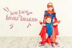 Baby Rekorde 20 Ungewohnliche Geburten Und Rekord Babys Familie De Baby Hochsensibel Kinder Stillzeit