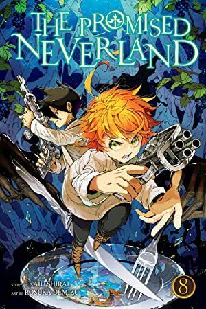 The Promised Neverland Tome 5 : promised, neverland, Book:, Promised, Neverland,, Forbidden, Books,, Books
