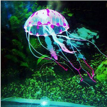 Meduza Swiecaca Ozdoba Do Akwarium Ozdoby 5cm Nowa Fish Aquarium Decorations Fish Tank Fish Tank Decorations