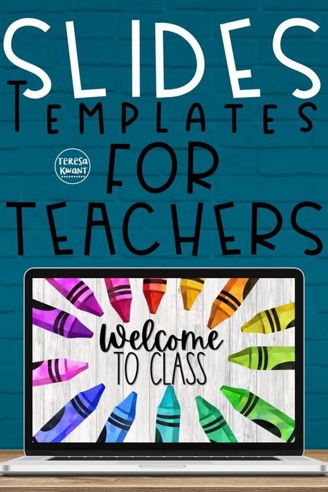 Google Classroom, Learning Resources, Teacher Resources, Classroom Activities, Classroom Ideas, In The Classroom, Meet The Teacher, Teaching Technology, Beginning Of School