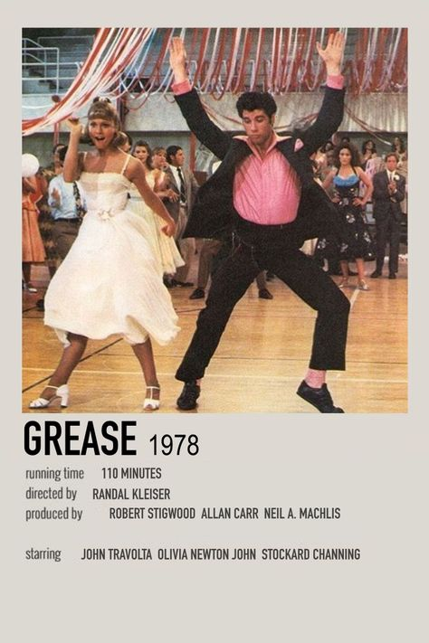 Grease by Cass