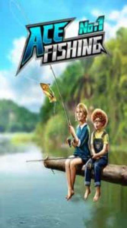Ace Fishing Wild Catch Mod 4 0 2 (HackUnlimited Money) Apk