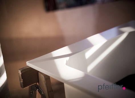 Küchenspülen MIXA von Pfeiffer sind die perfekte Ergänzung zu ...   {Mineralwerkstoff arbeitsplatte 11}