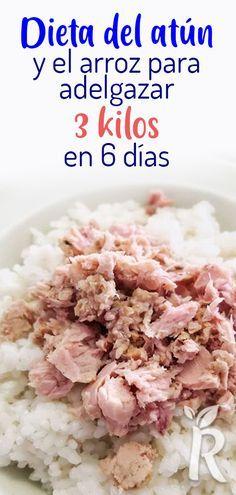 arroz en dieta para adelgazar