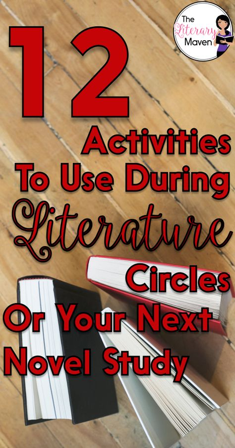 A multiple choice quiz after reading is a quick and easy way to check student comprehension, but it doesn't allow you to assess deeper understanding and it certainly isn't fun or creative. If you are looking for more meaningful and engaging activities to Middle School Literature, Teaching Literature, Middle School Reading, Literature Circles, Teaching Themes, Middle School Literacy, Middle School English, 8th Grade Ela, 6th Grade Reading