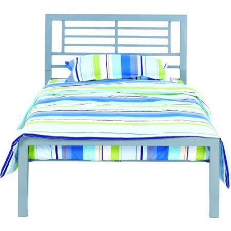 Home Bed Frame And Headboard Metal Twin Bed Frame Kids Bedroom