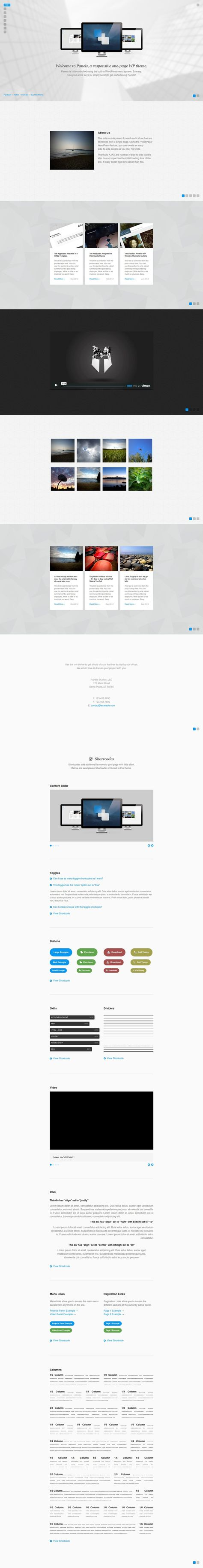 Nice Clean Wordpress Themes 2014 Pictures Inspiration - Entry ...